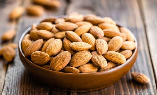 Image result for 9.Almonds